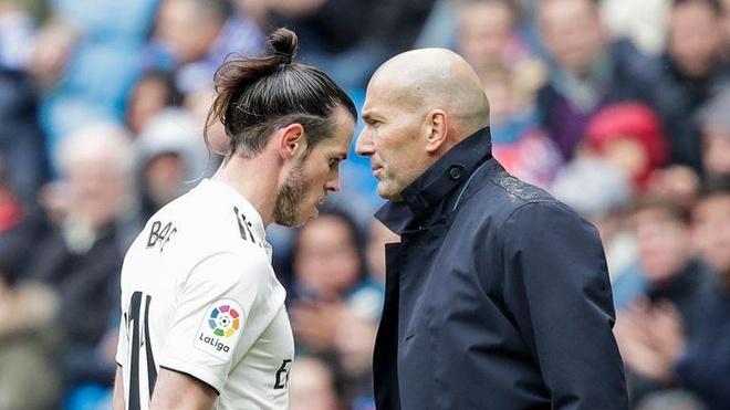 HLV Zidane: 'Tu gio Bale la cho dua cho Real' hinh anh 1