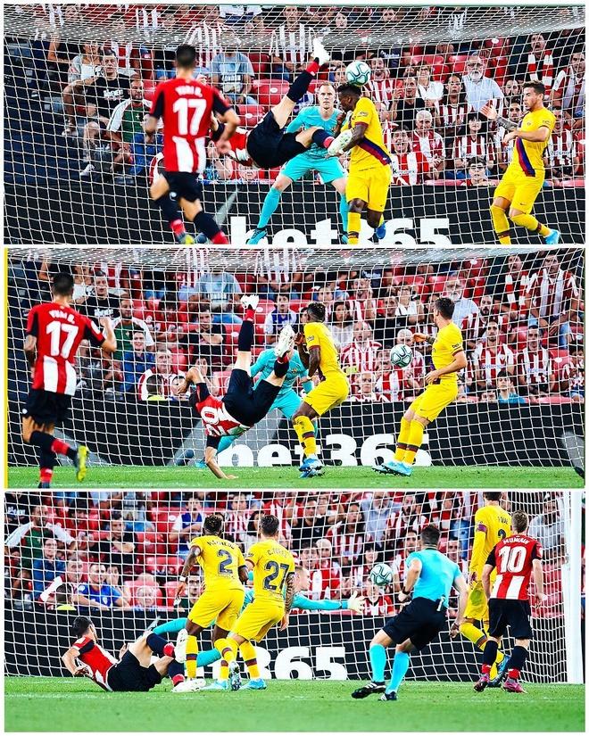 Thua Bilbao, CDV Barca thua nhan Messi lon hon CLB hinh anh 1