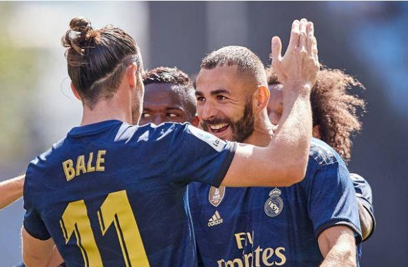 Gareth Bale toa sang, Real Madrid thang cach biet Celta Vigo hinh anh 14