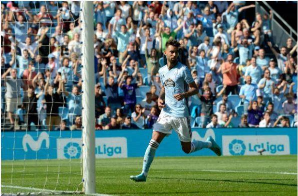 Gareth Bale toa sang, Real Madrid thang cach biet Celta Vigo hinh anh 28