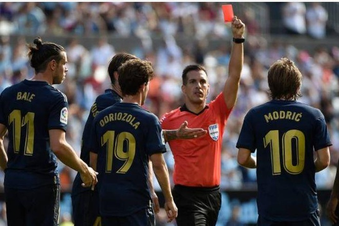 Gareth Bale toa sang, Real Madrid thang cach biet Celta Vigo hinh anh 31