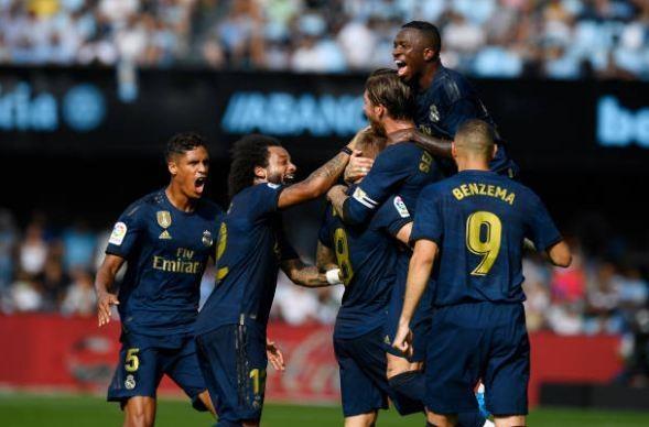 Real Madrid vs Celta Vigo anh 34