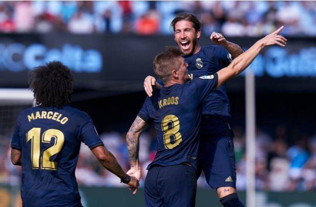 Gareth Bale toa sang, Real Madrid thang cach biet Celta Vigo hinh anh 36