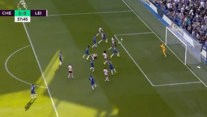 Chelsea khong thang tran thu 3 lien tiep duoi thoi Lampard hinh anh 11