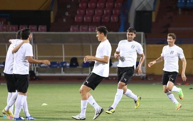Quang Hai lap cu dup, CLB Ha Noi thang Altyn Asyr 3-2 tai AFC Cup hinh anh 3