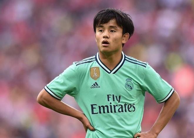 Real Madrid chia tay tai nang tre nguoi Nhat Ban hinh anh 1