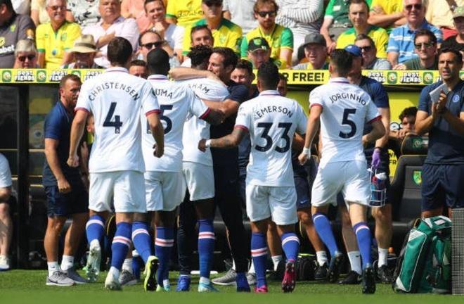 Chelsea thang tran dau duoi thoi HLV Lampard hinh anh 12