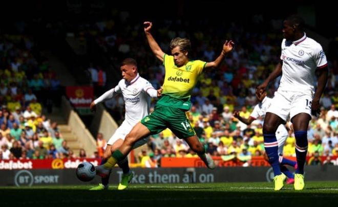 Chelsea thang tran dau duoi thoi HLV Lampard hinh anh 13