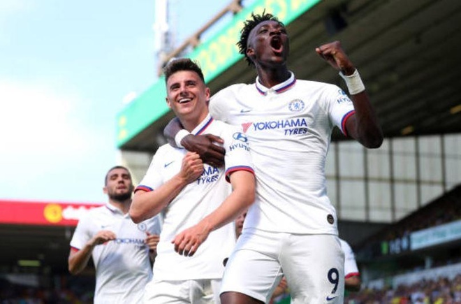 Chelsea thang tran dau duoi thoi HLV Lampard hinh anh 1