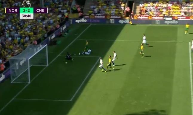 Chelsea thang tran dau duoi thoi HLV Lampard hinh anh 17