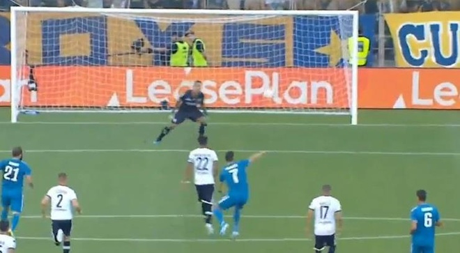 VAR lam hong tran mo man Serie A 2019/20 cua Ronaldo hinh anh 6