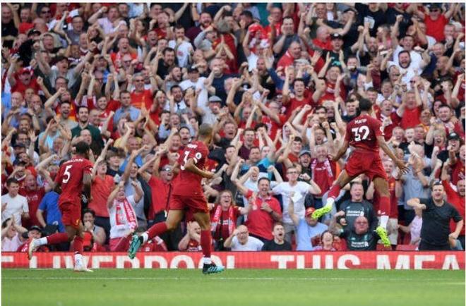Salah lap cu dup giup Liverpool thang cach biet Arsenal hinh anh 22