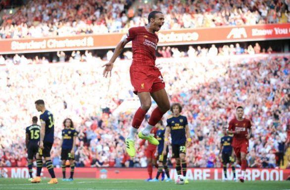 Salah lap cu dup giup Liverpool thang cach biet Arsenal hinh anh 23