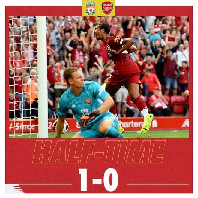Salah lap cu dup giup Liverpool thang cach biet Arsenal hinh anh 26