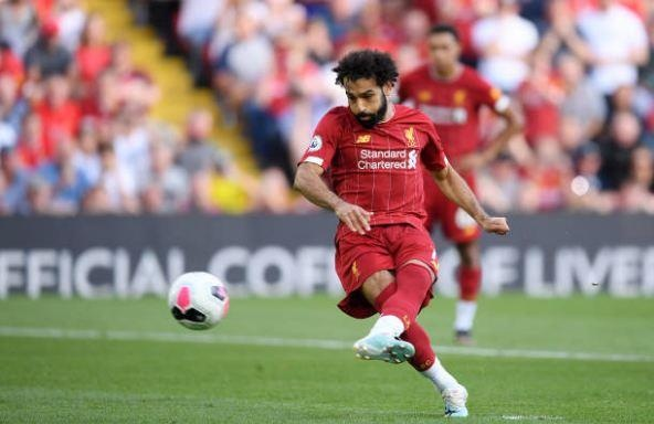 Salah lap cu dup giup Liverpool thang cach biet Arsenal hinh anh 29