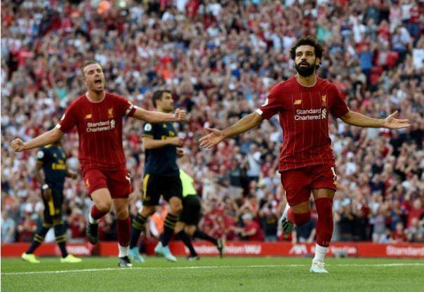 Salah lap cu dup giup Liverpool thang cach biet Arsenal hinh anh 36