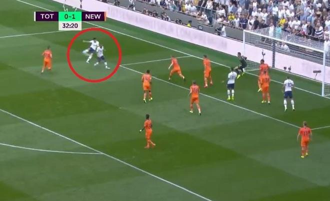 truc tiep Tottenham vs Newcastle anh 12