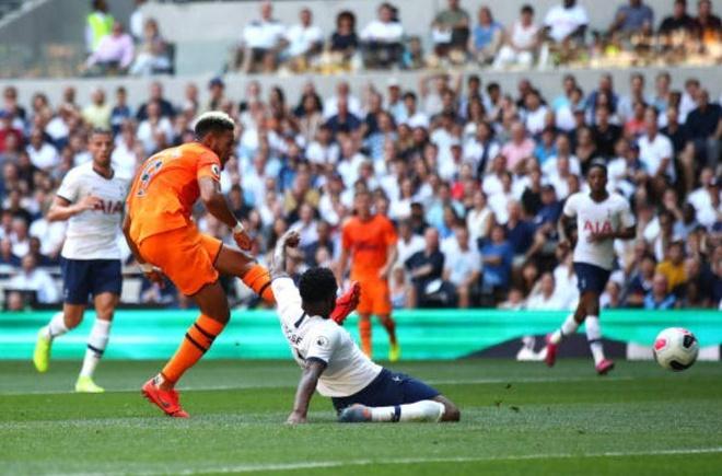 truc tiep Tottenham vs Newcastle anh 10