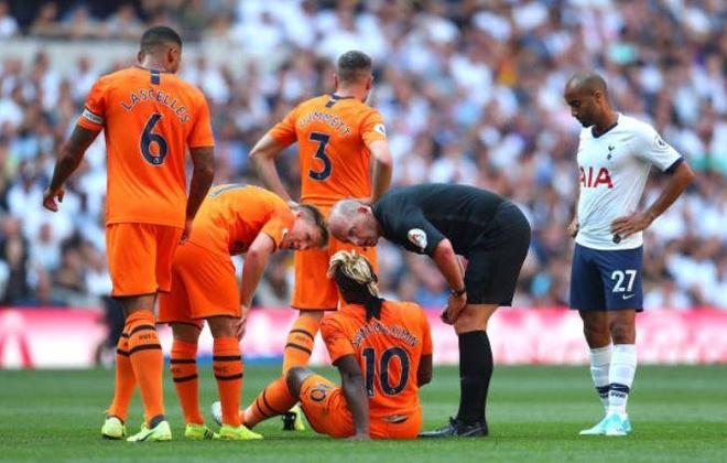 truc tiep Tottenham vs Newcastle anh 8