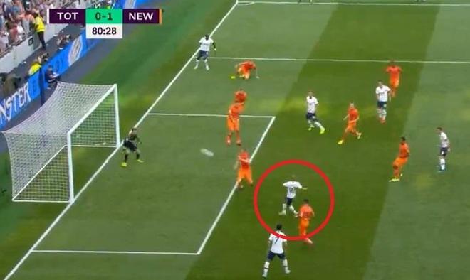 truc tiep Tottenham vs Newcastle anh 19