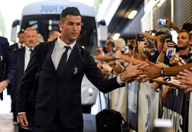 Ronaldo lap cong, Juventus ha Napoli o tran cau co 7 ban thang hinh anh 8