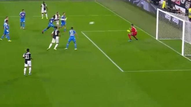 Ronaldo lap cong, Juventus ha Napoli o tran cau co 7 ban thang hinh anh 15