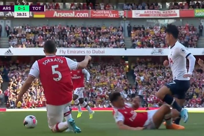 truc tiep Arsenal vs Tottenham anh 16