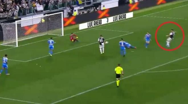Ronaldo lap cong, Juventus ha Napoli o tran cau co 7 ban thang hinh anh 20