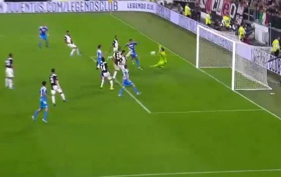 Ronaldo lap cong, Juventus ha Napoli o tran cau co 7 ban thang hinh anh 25