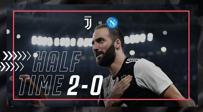 Ronaldo lap cong, Juventus ha Napoli o tran cau co 7 ban thang hinh anh 18