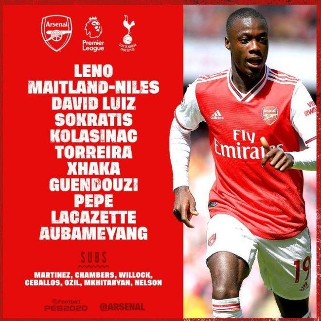 truc tiep Arsenal vs Tottenham anh 7