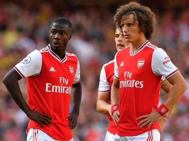 truc tiep Arsenal vs Tottenham anh 1