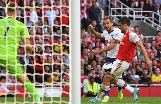 truc tiep Arsenal vs Tottenham anh 2