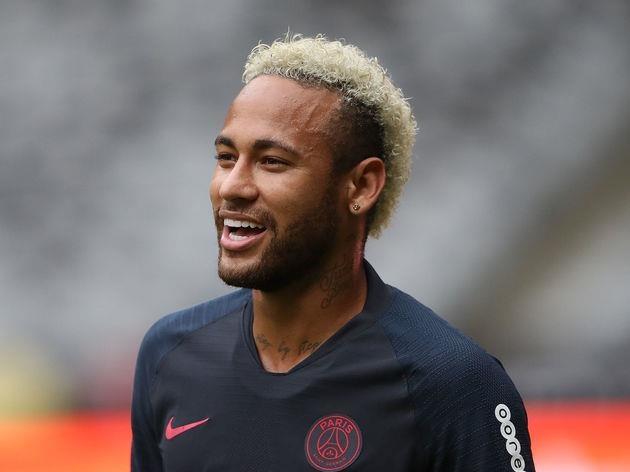 Neymar ve Barca anh 1