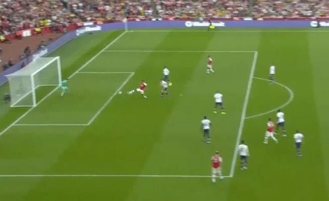 truc tiep Arsenal vs Tottenham anh 23