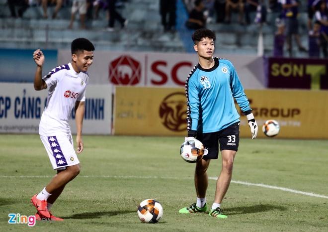 CLB Ha Noi 6-1 Nam Dinh: Van Quyet tham gia vao 5 ban thang hinh anh 8