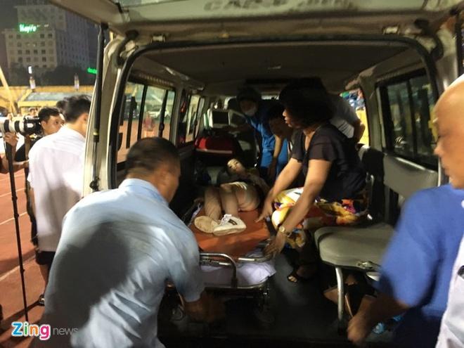 CLB Ha Noi 6-1 Nam Dinh: Van Quyet tham gia vao 5 ban thang hinh anh 20