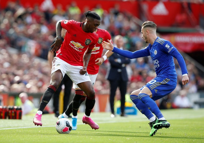 truc tiep MU vs Leicester anh 1