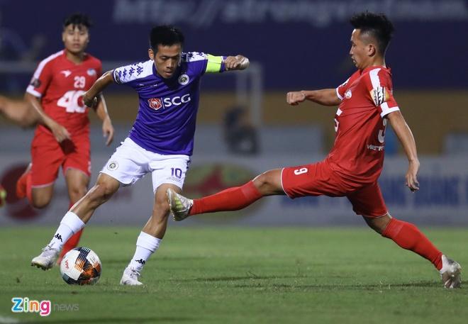 CLB Hà Nội 0-1 Viettel: Đội khách bất ngờ dẫn trước