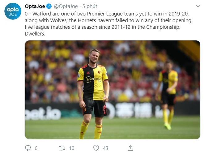 David Luiz sai lam khien Arsenal mat diem truoc Watford hinh anh 8