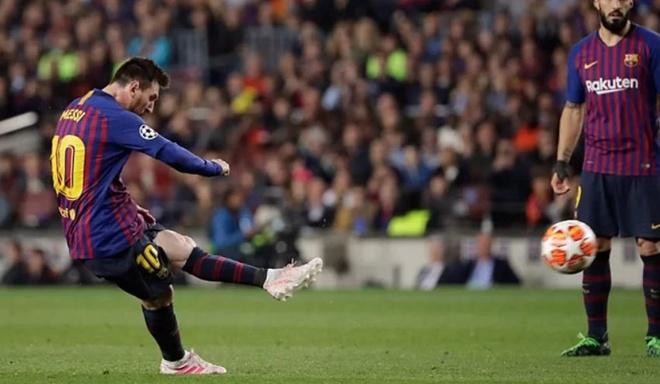 Messi xep hang 1, vuot xa Ronaldo ve sut phat trong game hinh anh 1