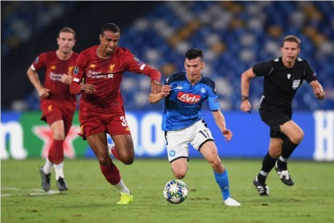 Van Dijk mac sai lam, Liverpool thua trang Napoli 0-2 hinh anh 13