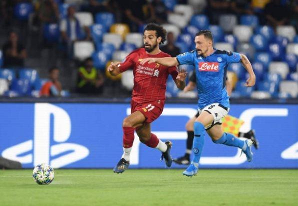 Van Dijk mac sai lam, Liverpool thua trang Napoli 0-2 hinh anh 15