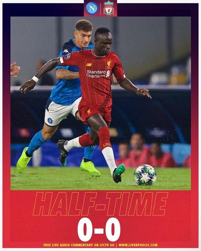 Van Dijk mac sai lam, Liverpool thua trang Napoli 0-2 hinh anh 16