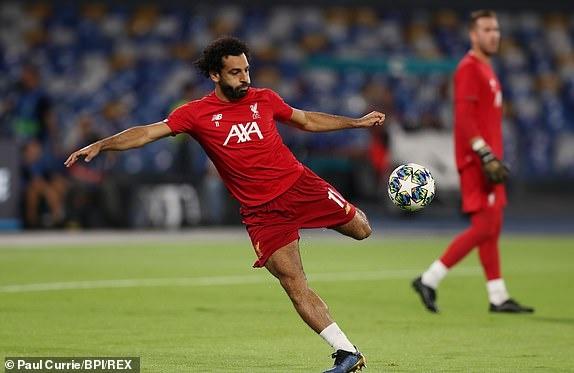 Van Dijk mac sai lam, Liverpool thua trang Napoli 0-2 hinh anh 9