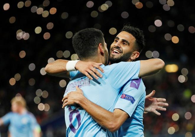 Man City thang 3-0 voi doi hinh chi co 1 trung ve hinh anh 1