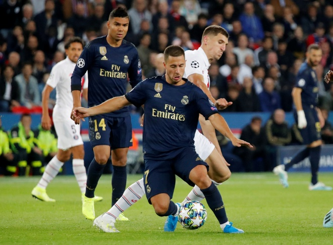 truc tiep PSG vs Real Madrid anh 23
