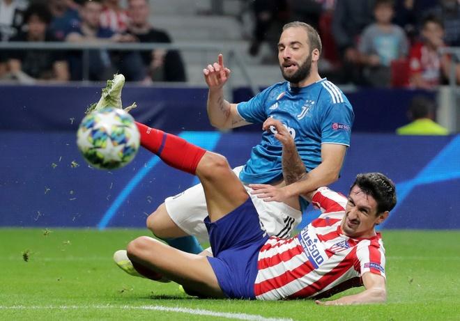 Juventus roi chien thang truoc Atletico du dan 2 ban hinh anh 5