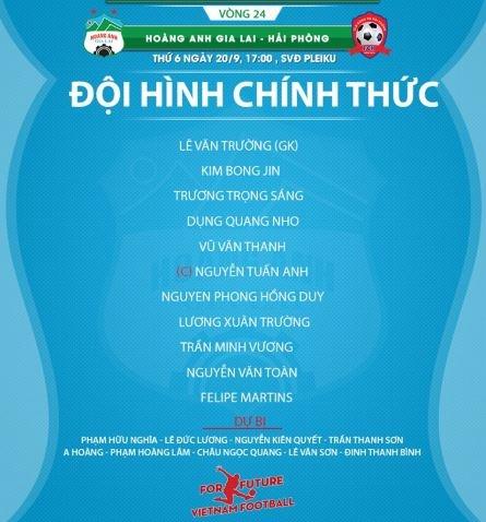 Minh Vuong lap hat-trick giup HAGL thang 5-1 hinh anh 6