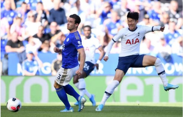 Son Heung-min vo duyen, Tottenham thua nguoc truoc Leicester hinh anh 17